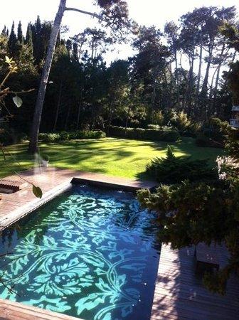 Barradas Parque Hotel & Spa : Jardin y piscina
