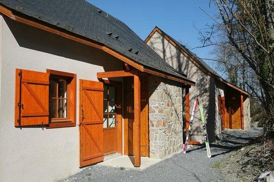 Residence Les Chalets D'Estive : Les chalets