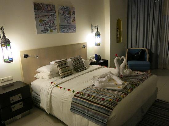 ฮิลตันมาซาอลัมนูเบียนรีสอร์ท: 17th block room!