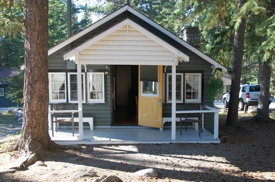 Tekarra Lodge: Notre cabane au Canada!