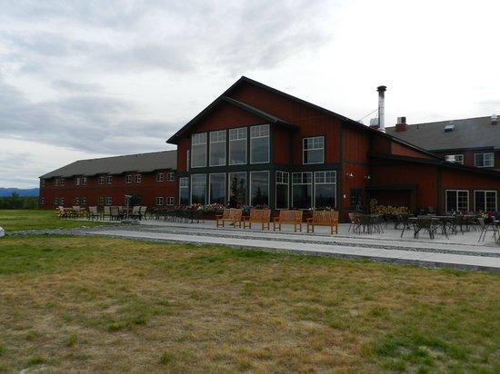 Copper River Princess Wilderness Lodge: Lodge