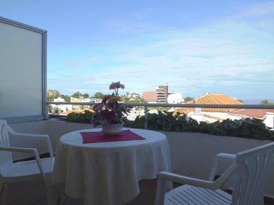 Casa del Sol: Balcón