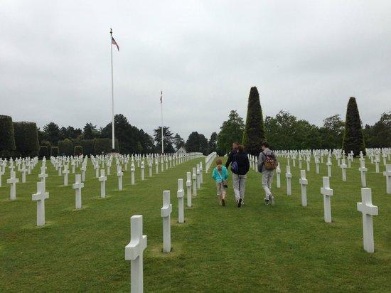 Private Tours Paris: American Cemetery, Normandy