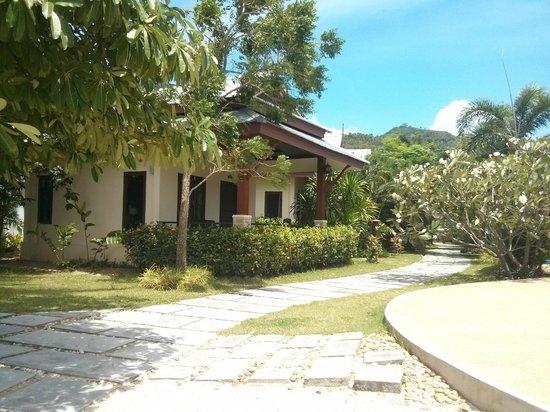 Grand Manita Beach Resort: villa room