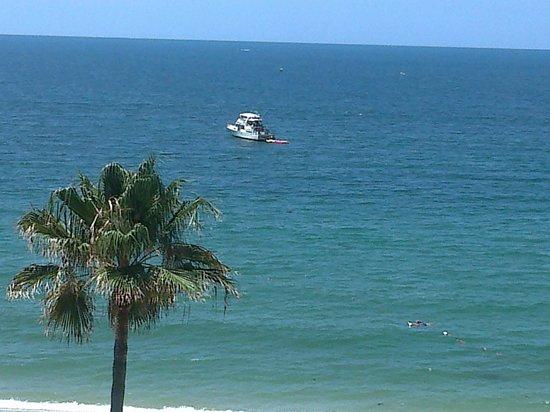 Sonoran Spa Resort : Preciosa vista desde el balcon
