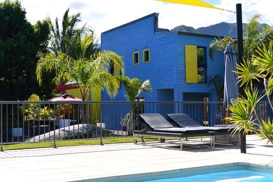 Entre-Deux, Pulau Reunion: Le Dimitile