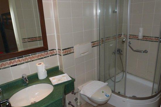 Bodrum Park Resort: Salle de bain