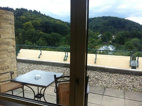 Mercure Hotel Panorama Freiburg: view