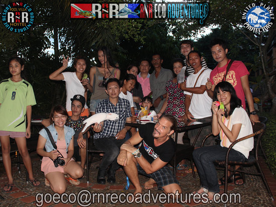 RNR Eco Adventures Pool Villa Resort & Hostel: Phuket Bird Lovers Party