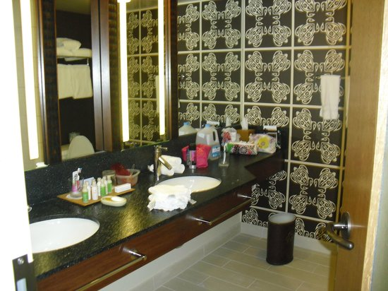 Disney's Polynesian Village Resort : vanity