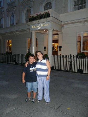 Abbey Court Hotel: Agradable y bien situado