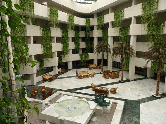 Almerimar Hotel: Hotelhalle