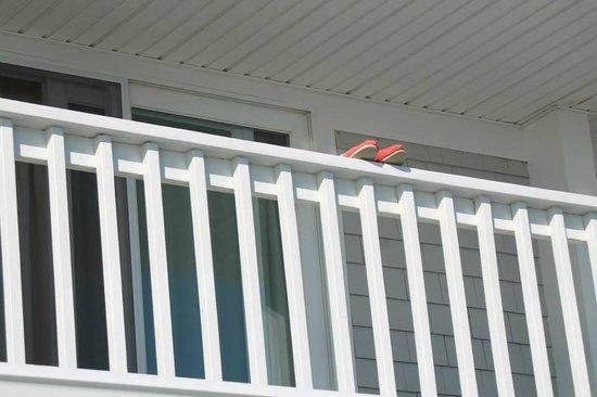 InnSeason Resorts Surfside: our balcony