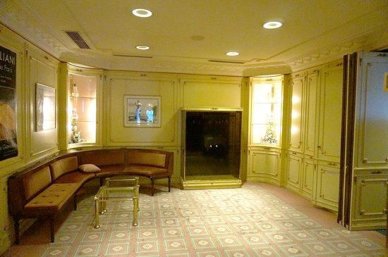Hotel du Forum: Perfect for a David Lynch movie