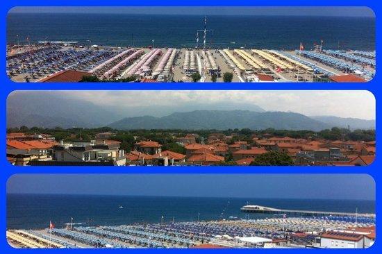 Hotel Biagi: La Vista Panoramica
