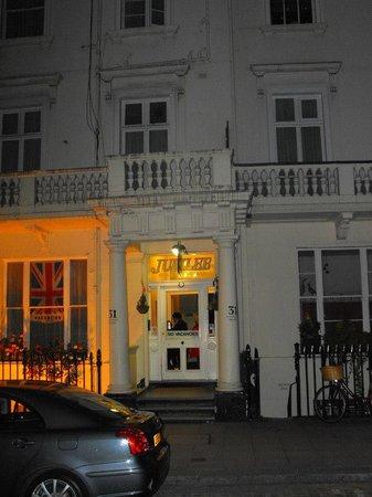 Jubilee Hotel: ingresso Hotel