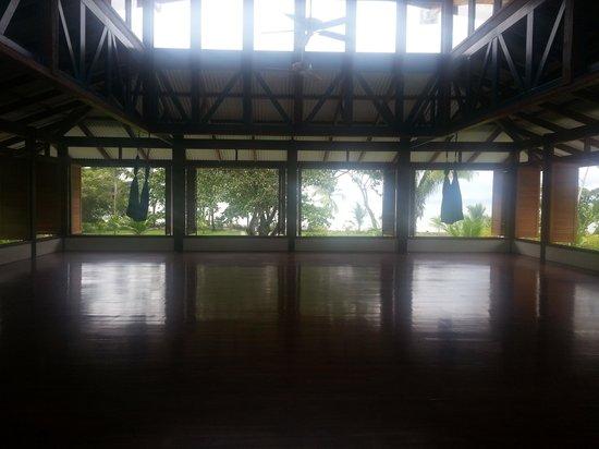 Blue Osa Yoga Retreat and Spa : Beautiful Yoga Studio