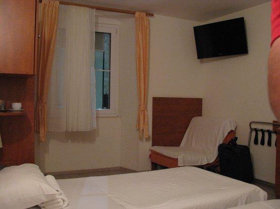 B&B Kastel 1700: room