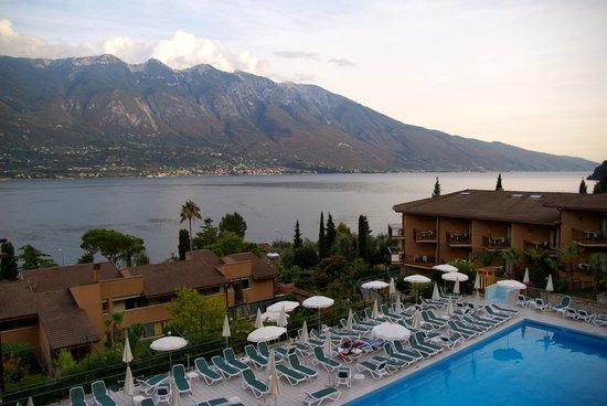 Leonardo Da Vinci Hotel : view from block 5000