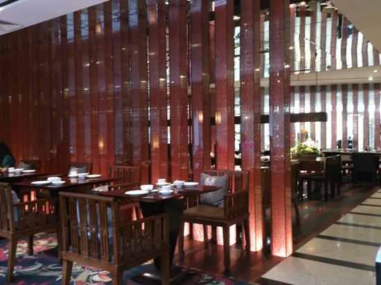 ShangHai FeiCui Restaurant (Xintiandi): Interior