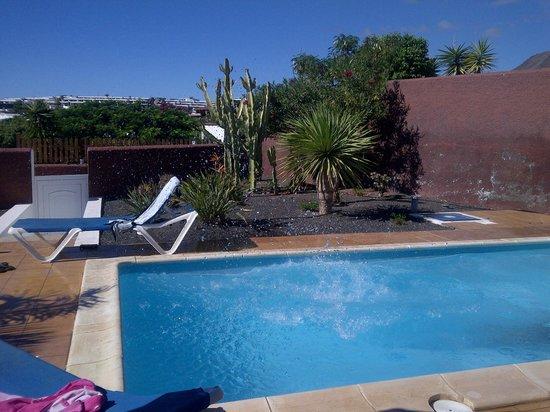 Las Marinas Villas: Refreshing dip