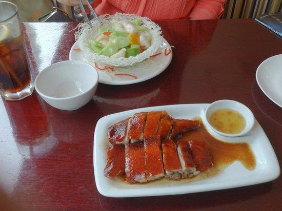 ShangHai FeiCui Restaurant (Xintiandi): OK food