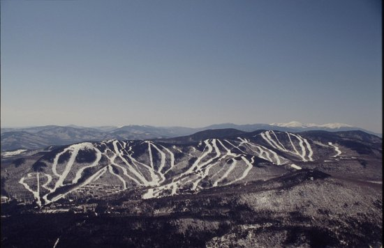 The Bethel Inn Resort : We're just 6 miles from Sunday River...  we'll ski from October to April!