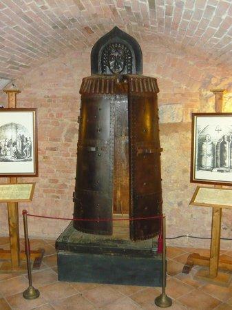Museo della Tortura a Siena