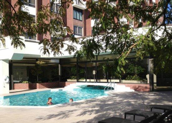 Fitness Center Swimming Pool Picture Of Little America Hotel Salt Lake City Tripadvisor