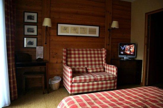 Hotel des Trois Hiboux: Family room
