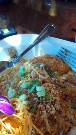 Sushi-Thai of Naples: Tom yum soup