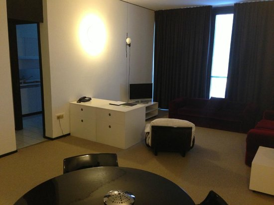 Duparc Contemporary Suites : Sala