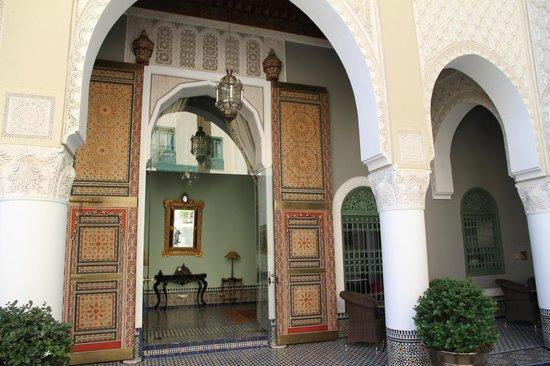 Palais Faraj Suites & Spa: Entrance