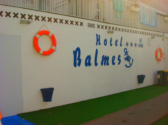 Hotel GHT Balmes & Apartments: Балмес