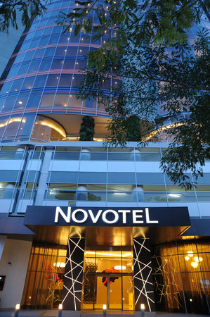 Novotel Panamá City: Fachada