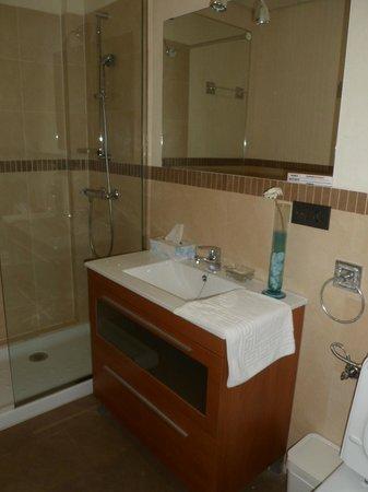 Living-Sevilla Maestranza: baño