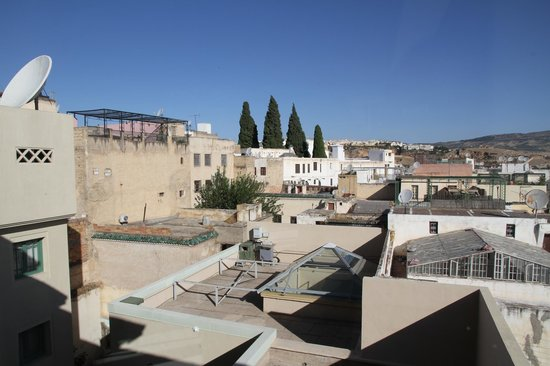 Palais Faraj Suites & Spa: View from the terrace