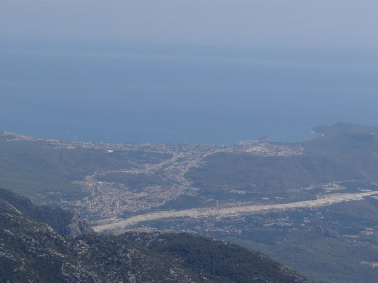 Taurus Mountains: View from the top
