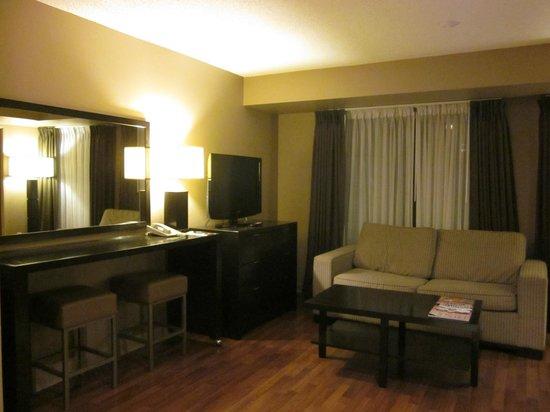Pantages Hotel Toronto Centre : 入口からの写真