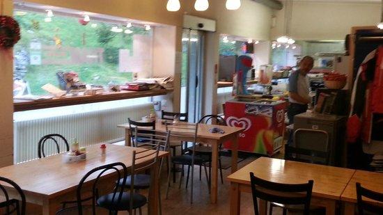 Tham Chinese Restaurant: Inside