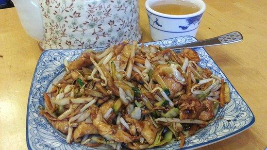 Tham Chinese Restaurant: Mandrin Chicken