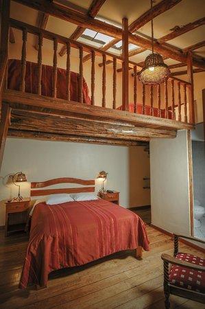 Apu Huascaran Hostal: Habitación #  208