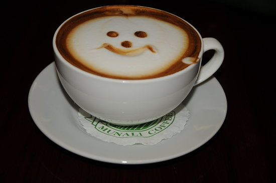 Munalicafe: Coffee with a smile