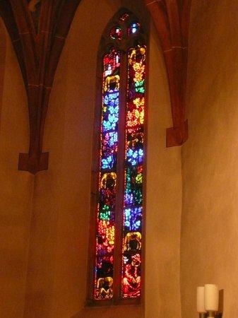 Ev. Reformierte Kirche: Kirchenfenster