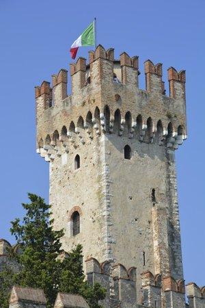 Villa Tre Angeli: Fortress