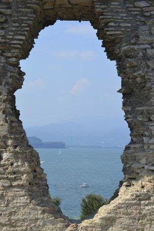Villa Tre Angeli: Roman ruins