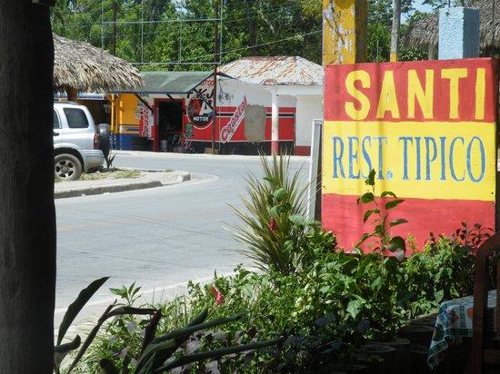 Santi Rancho : Entrada