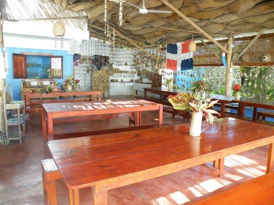 Santi Rancho : Restaurante