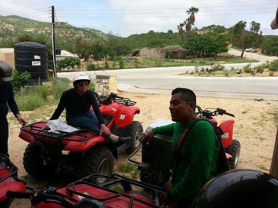Cactus ATV Tours: Alberto!