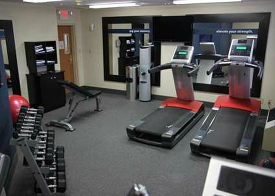 Hampton Inn and Suites Chillicothe : Fitness Center
